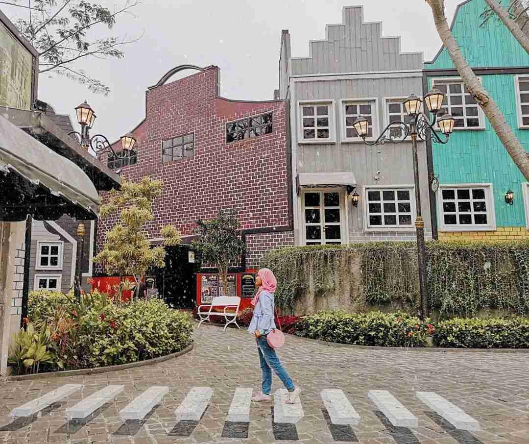 Devoyage Bogor di Kota Bogor Jawa Barat, Ini Wisata Kampung Eropa