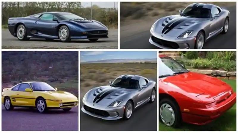 اقوى السيارات الرياضية