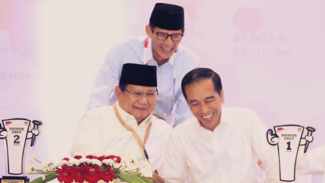 Duet dengan Prabowo, Gagasan Jokowi 3 Periode Mungkin Saja Terjadi