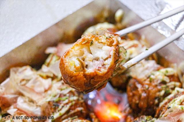Oishi So Authentic Takoyaki - Delivery Review