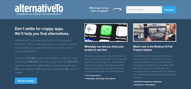 قل وداعا للبرامج والتطبيقات المهكرة وحمل برامجك المفضلة مجانا مع هذا الموقع الخرافي