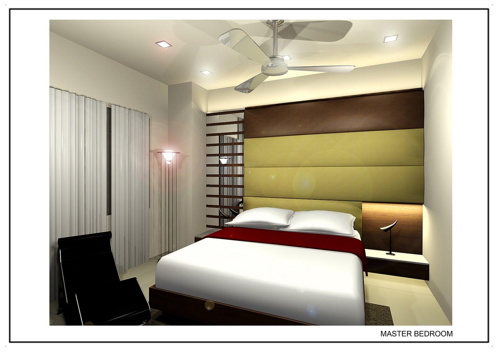 Mica Interior Design And Construction Bedroom