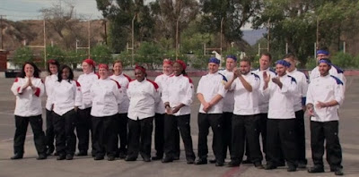 Hell's Kitchen Season 16