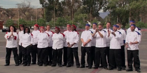 Hell's Kitchen Season 16 Contestants