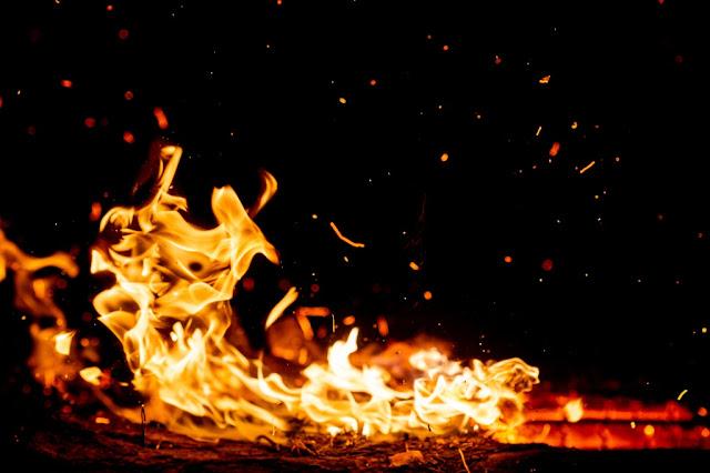 Pierwotna Alchemia - żywioł Ognia