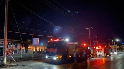 Έκρηξη μυστήριο σε σταθμευμένο αυτοκίνητο στην Καλαμάτα