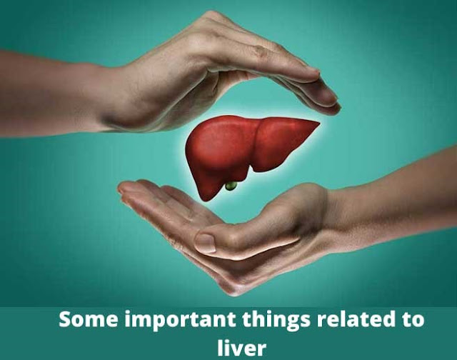 5 Mistakes that make the liver weak