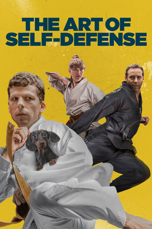 The Art of Self-Defense [2019] [DVDR] [NTSC] [Latino]