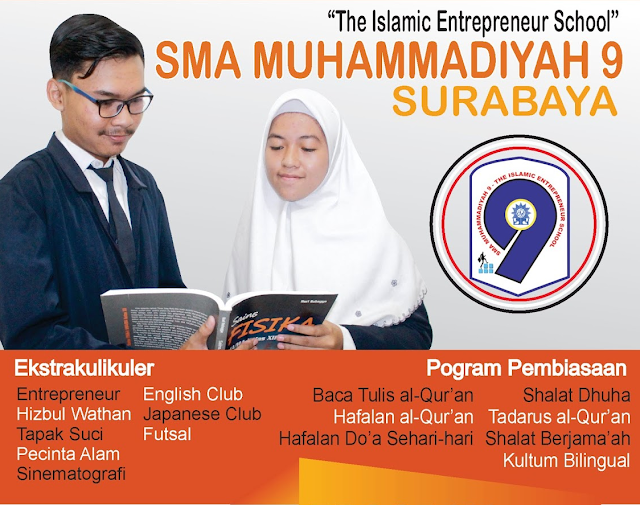 SMA Muhammadiyah 9 Surabaya Sekolah Yang Cocok Buat Belajar Entrepreneur