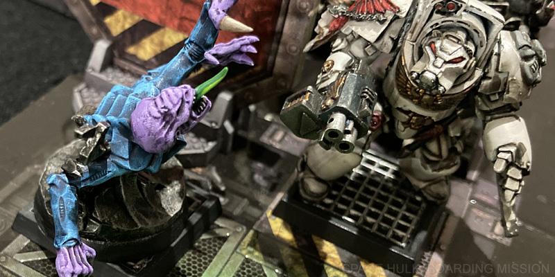 Tearing through a Space Hulk: breach counters