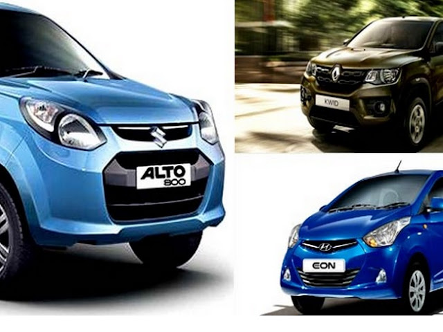 Maruti and Hyundai Ki Jalwa, which remained in the passenger vehicle market last month.