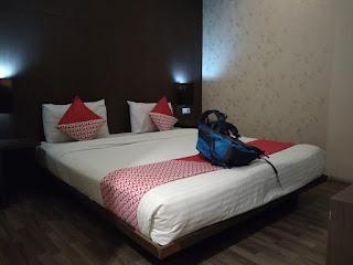 Kamar Oyo Room Cikarang
