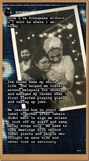 Buka tudung dipaksa, ditipu Wang Ringgit, ini adalah Kisah Suka Duka Yuna yang Ramai tidak Disangka