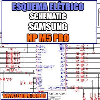 Esquema Elétrico Notebook Samsung NP M55 Pro Laptop Manual de Serviço  Service Manual schematic Diagram Notebook Samsung NP M55 Pro Laptop   Esquematico Notebook Placa Mãe Samsung NP M55 Pro Laptop