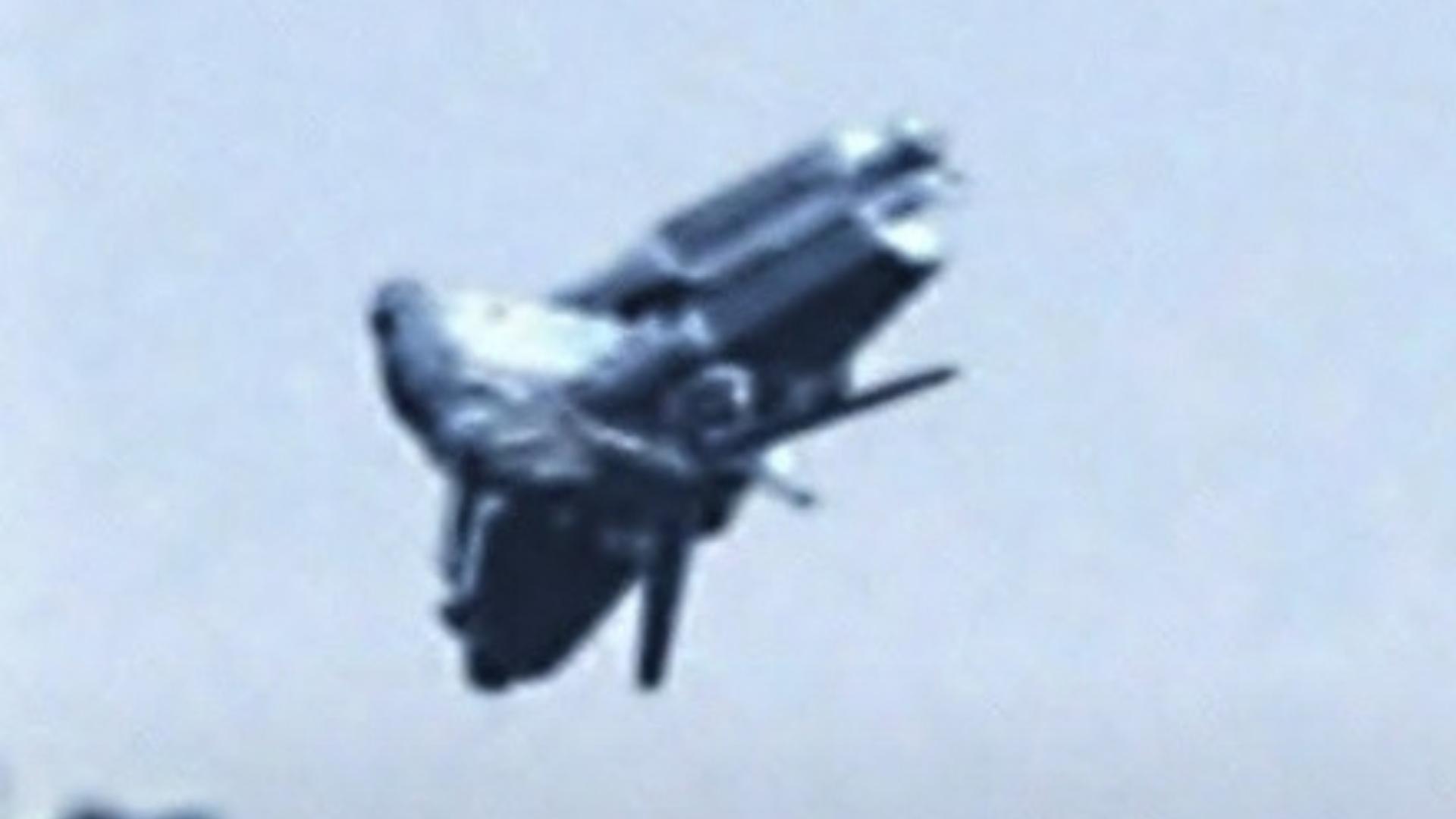 UFO Sighting Over Riyadh, Saudi Arabia Mysterious UFO