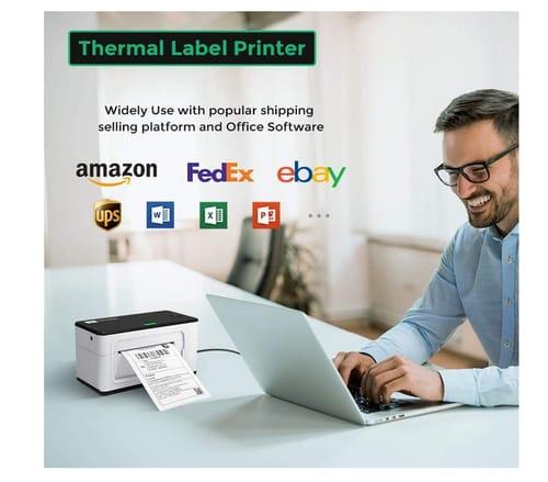 MUNBYN Thermal Shipping Label Printer