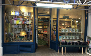 Watkins Books Store Front