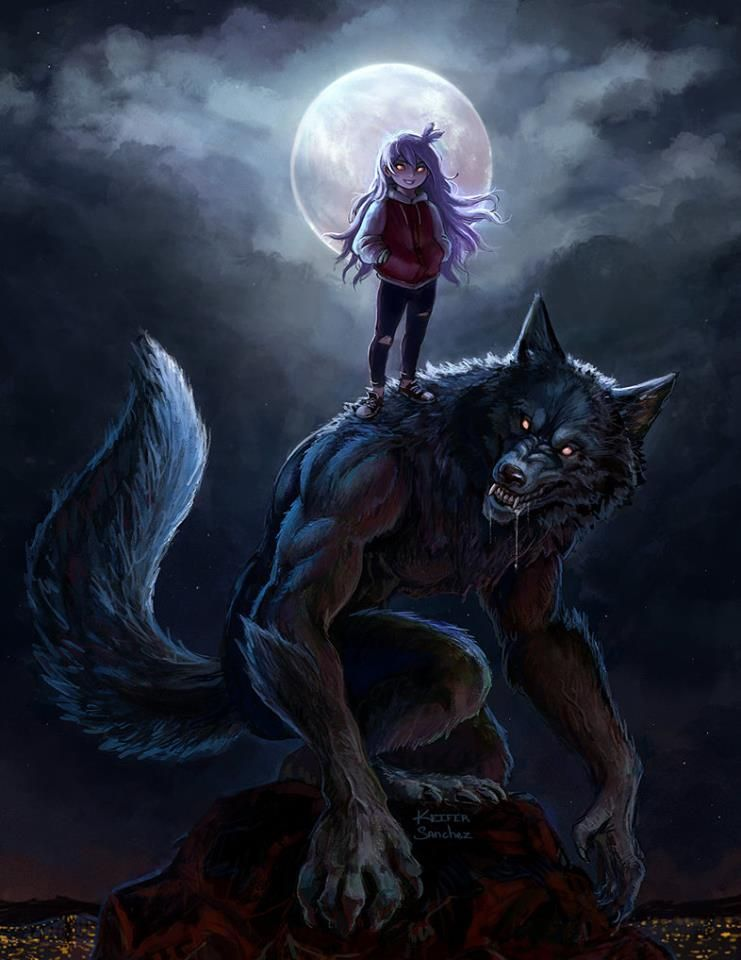 Lobos e Lobisomens