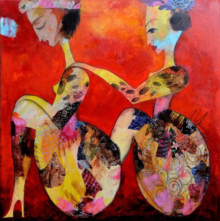 Алжирский художник