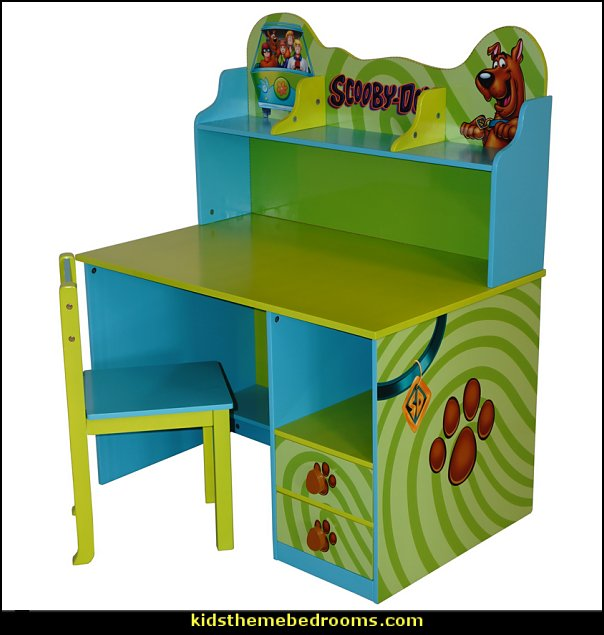 Scooby-Doo  Writing Desk