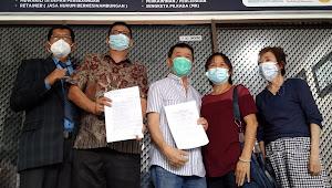 Kuasa Hukum Jong Nam Liong Pertanyakan Pelimpahan Berkas 2 Tersangka Pencurian Dan Pemalsuan  Salinan Akta No 8