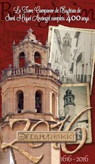 400 anys Sant Miquel Arcangel Beniganim