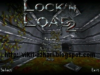 NOKIA E63 HACKED: Game lock n load for e63