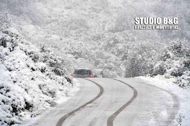 Άντε πάλι: Ψυχρή εισβολή με χιόνια από την Τετάρτη