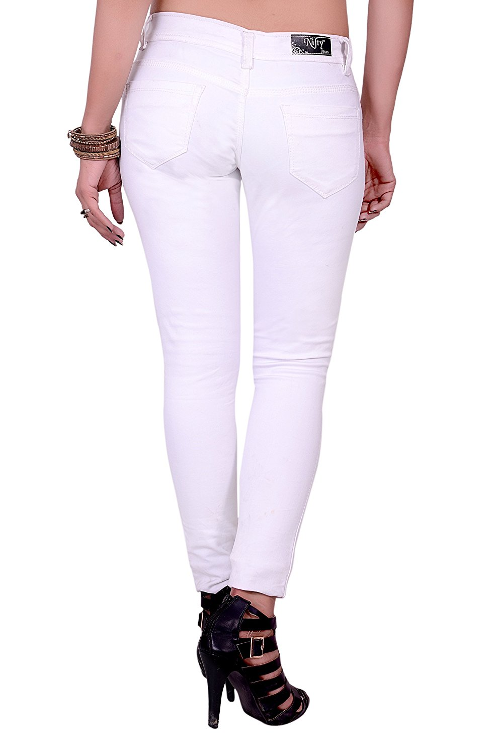 85209670d New Blue Nifty Brands Slim Trim Jeans for Women :: Indian Fashion ...