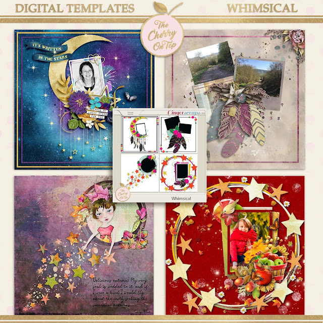 Whimsical Templates