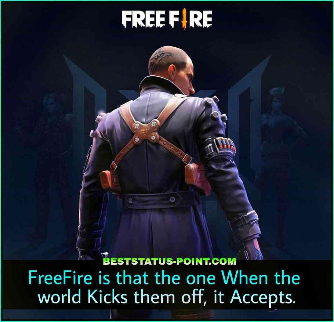 Free Fire Status 359 Best Freefire Status In Hindi English