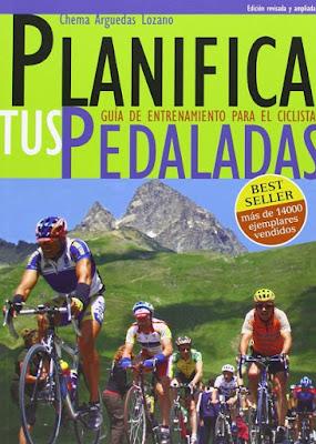 Regalos originales para ciclistas: Libro Planifica tus pedaladas