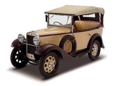 1933 Nissan Phaeton