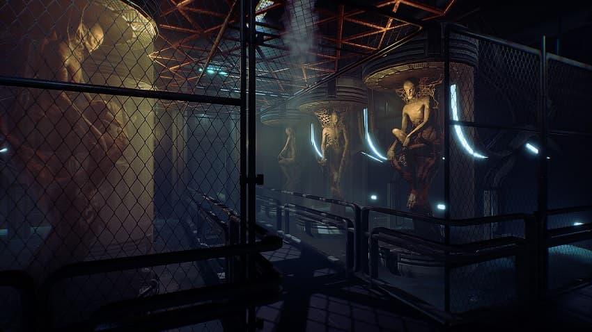 В трейлере хоррора Transient смешались вселенная Говарда Филлипса Лавкрафта и киберпанк