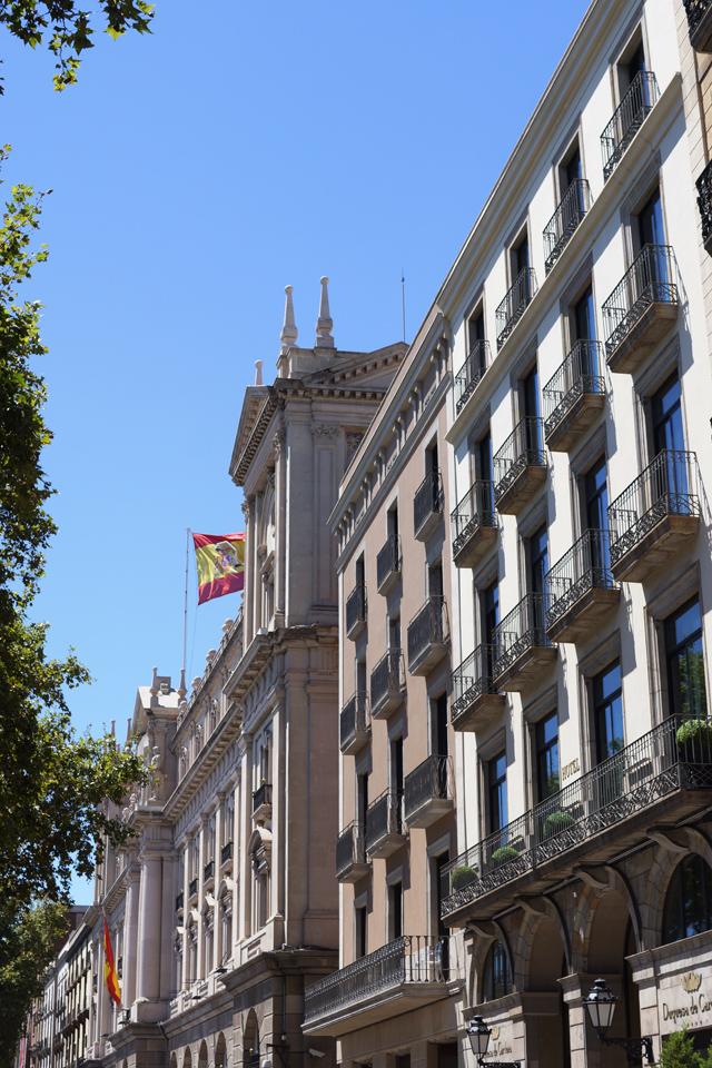 Barcelona Hello Freckles August Summer Travel Blogger City Break Spain