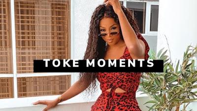 Toke Makinwa Vlogs photos and videos