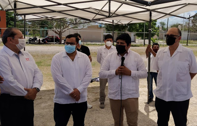 Infonavit Yucatán y Fundación Hogares impulsan crecimiento de Valladolid
