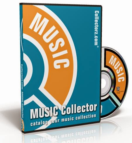 Collectorz.com Music Collector Cobalt.8.5 + Crack