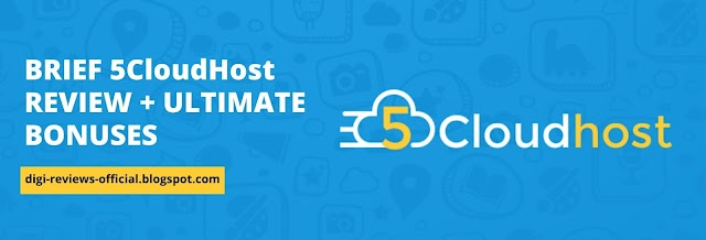 5CloudHost Review: Brief Overview and Special Bonuses Bundle!