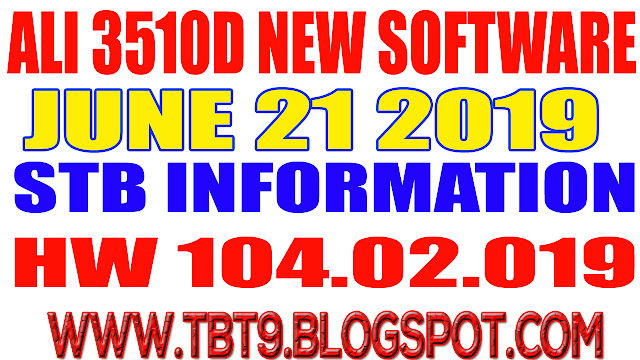 ALI3510D HARDWARE 104.02.019 POWERVU TEN SPORTS OK NEW SOFTWARE