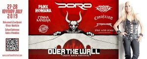Over The Wall - Crete Rock Festival 2019