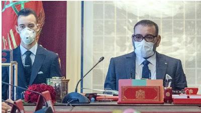 صاحب الجلالة الملك محمد السادس نصره الله يوجه خطابا ساميا لشعبة السبت القادم