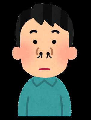 hanage_man 穴とiPhone(アイホン)と鼻毛。