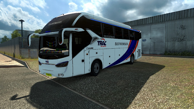 Bus SR2 NRS Edit Suhelmi ReEdit XHD ETS2