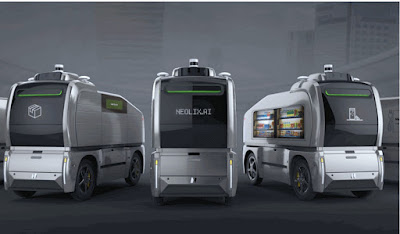 Chinese startup Neolix emerges with driverless delivery vans