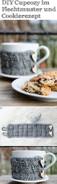 Cookies mit Cranberries