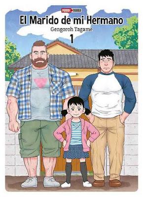 Reseña: El Marido de mi Hermano- Gengoroh Tagame