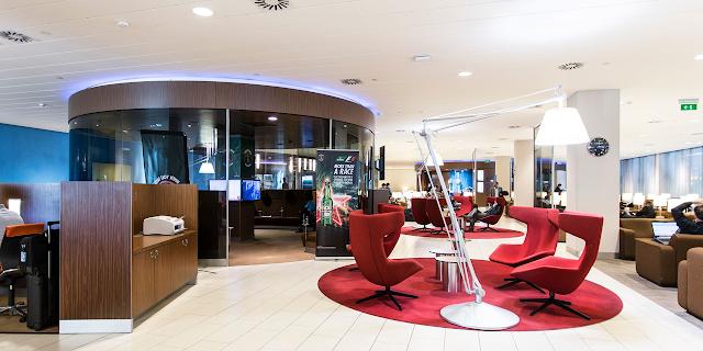 KLM volta a receber passageiros em salas VIP de Amsterdã | É MAIS QUE VOAR