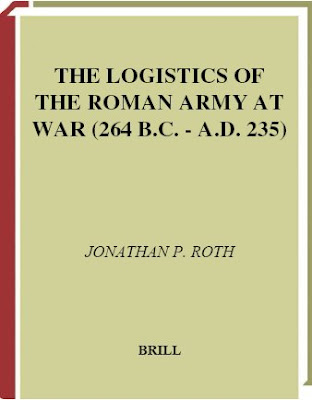 Logistics of the Roman Army at War