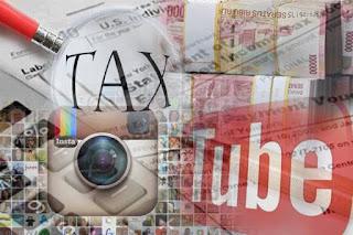Peraturan Pajak Penghasilan Youtuber dari Pemerintah Amerika Serikat